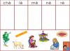 Classe les images avec les syllabes