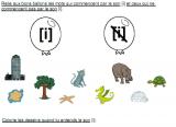 Fiches pour l'élève : Activités autour de l'alphabet (maternelle GS-CP)