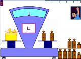 Jeux en ligne pour apprendre à utiliser la balance