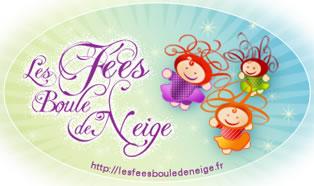 Logo des Fées Boule-de-Neige