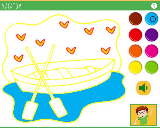 Apprendre les couleurs en anglais - 2