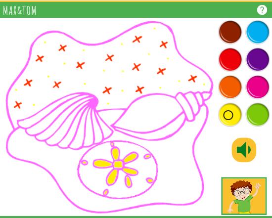 Apprendre les couleurs en anglais - 5
