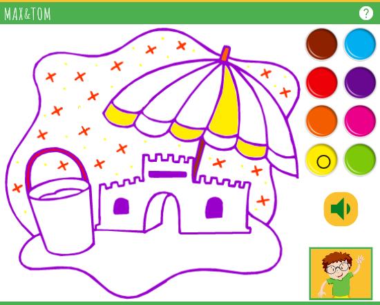 Apprendre les couleurs en anglais - 6
