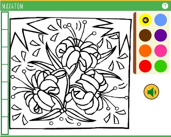 Apprendre les couleurs en espagnol - 4