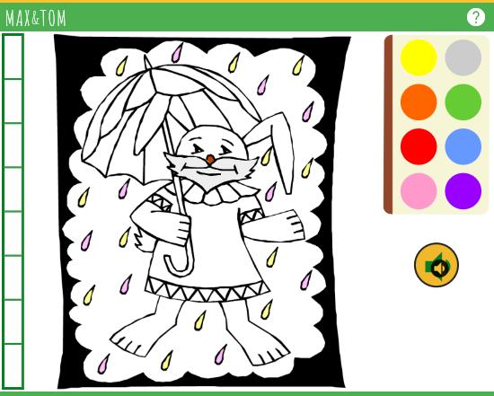 Apprendre les couleurs en espagnol - 7