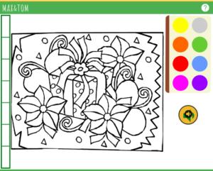 Apprendre les couleurs en espagnol - 8