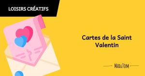 Cartes d'amitié pour la Saint-Valentin