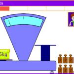 Exercice de Pesées en ligne de 10 à 15 kg - 1