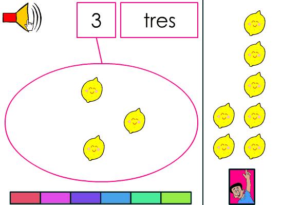 Apprendre à compter en espagnol