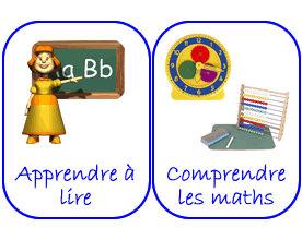 Jeux éducatifs en ligne pour l'apprentissage de la lecture et du calcul