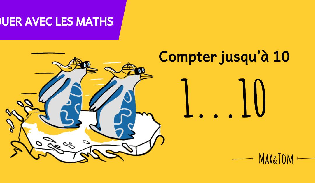 Jeux en ligne pour apprendre à compter jusqu'à 10
