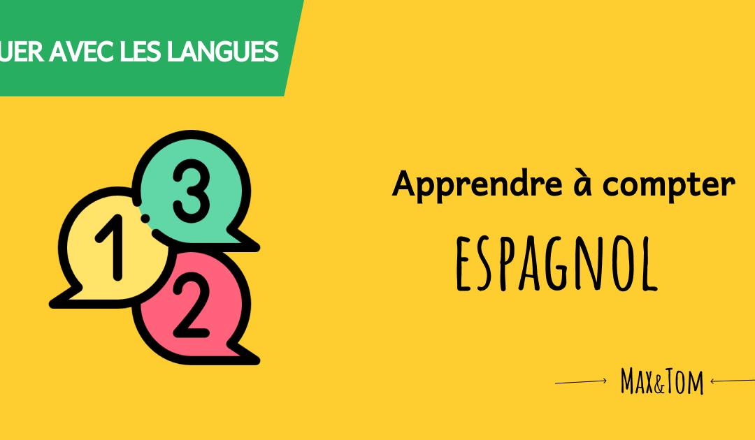 Jeux en ligne pour apprendre à compter en espagnol